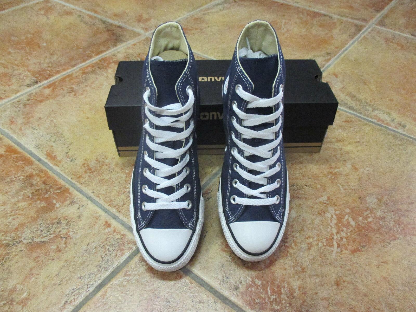 Converse Chucks All Star HI Größe 41 blau navy M9622C Sneaker Neu