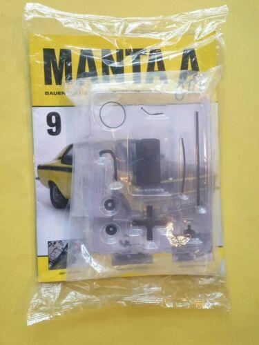 9   von  HACHETTE Manta A GT//E  Bauteile  Nr