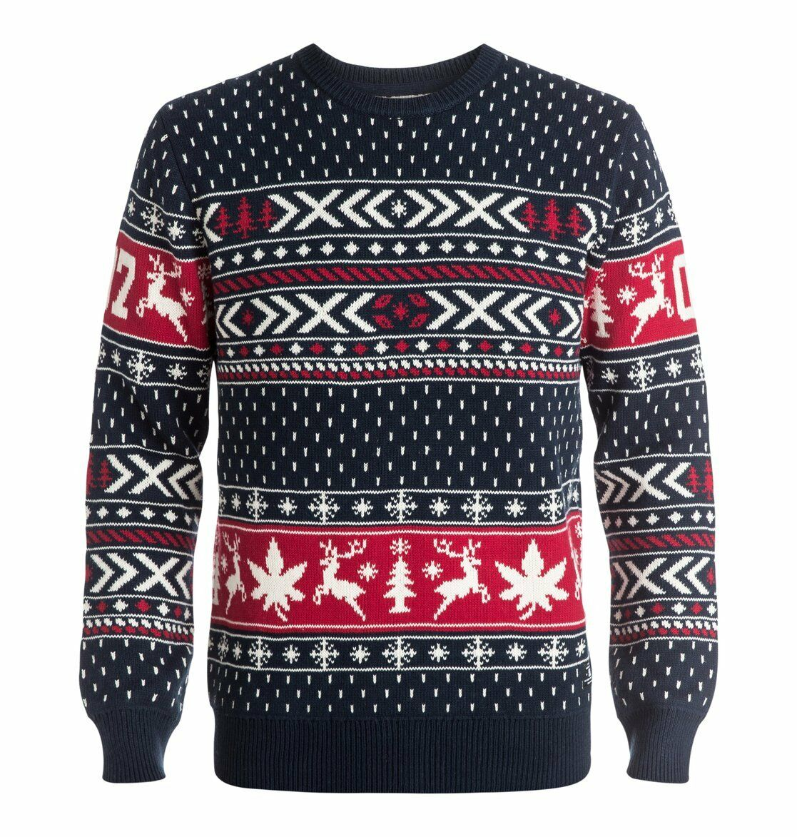 DC Schuhes Ugly Xmas Sweater (L)