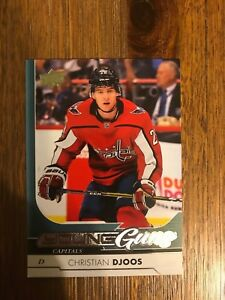 2017-18-UPPER-DECK-SERIES-TWO-YOUNG-GUNS-ROOKIE-U-PICK-FROM-LIST-SP-RC