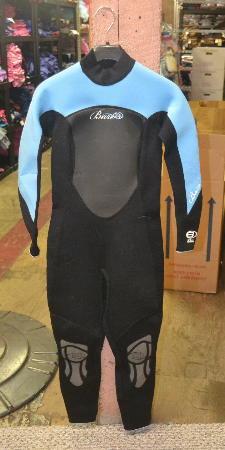 BARE Ignite 3 2mm Vrouwen 65533; Wetsuit-afmeting 10-NWT