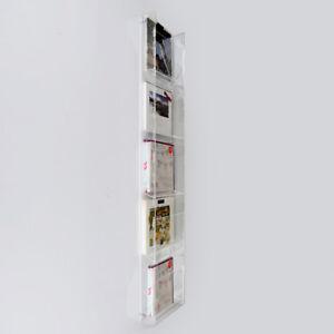 Wall mounted card display rack card display wall mounting greeting image is loading wall mounted card display rack card display wall m4hsunfo