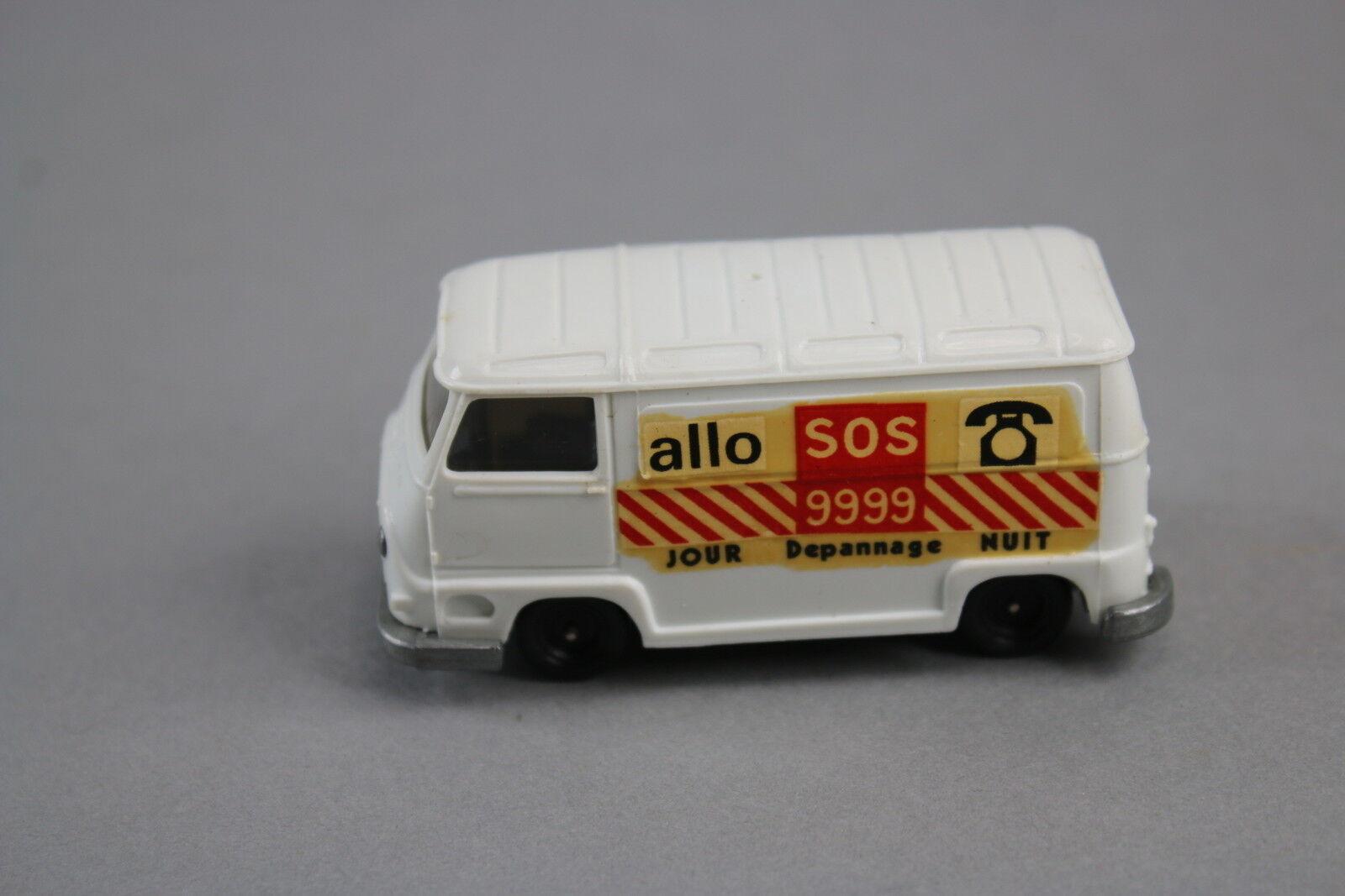 V569 Champion 68 mm Rare Renault Estafette Allo Sos 999 Troubleshooting Day