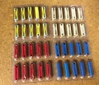 Gbc 5a 8a 16a 25a Fuse - Made In Germany - Pack Of 40 - Ceramic - European Fuse