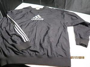 ADIDAS CHILE 62 Vintage Track Jacket Black Size Small MINT