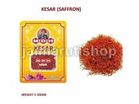 MDH KESAR PURE FINEST HIGH QUALITY INDIAN KASHMIRI SAFFRON -1 GRAM