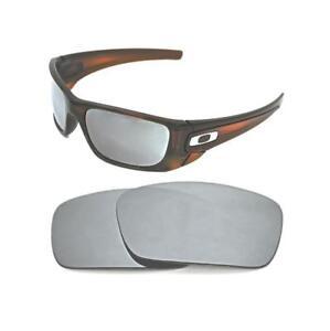 NEU Polarisierte individuelle eisblau Linse für Oakley Brotbox Sonnenbrille WlIMm