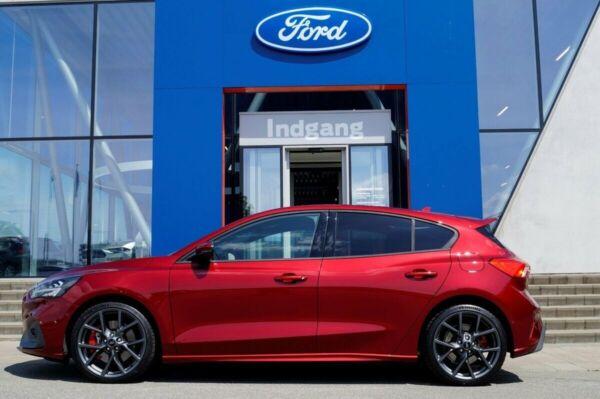Ford Focus 2,3 EcoBoost ST3 - billede 2