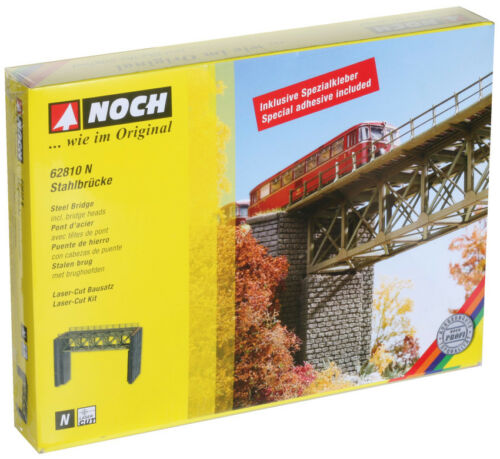 Stahlbrücke #NEU in OVP# NOCH 62810 Spur N