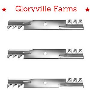Mulching Blade Replaces fits John Deere GX21784 GX21786 GY20852