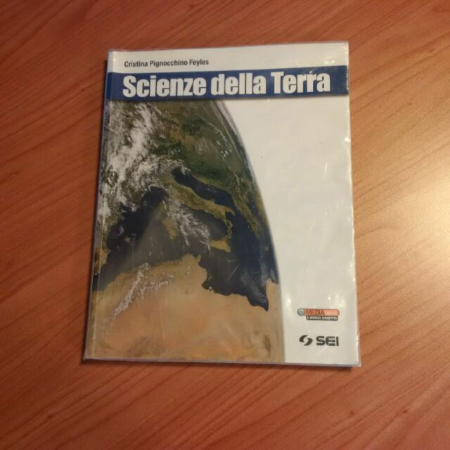 CRISTINA PIGNOCCHINO FEYLES SCIENZE DELLA TERRA  ISBN 9788805072187