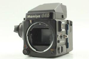 [ Look ] Mamiya M645 Super Film Camera AE Finder Body 120 Filmback Japan 1