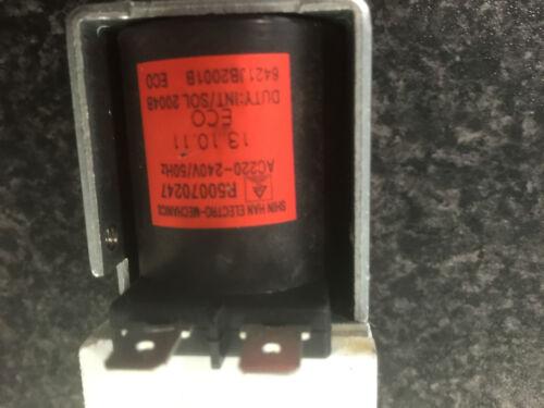 LG REFRIGERATOR SOLENOID KIT  6421JA3001J GR-L197QTQA  GR-G267ATBA