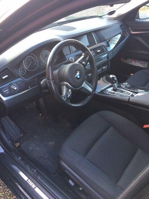 BMW 520d, 2,0 aut., Diesel