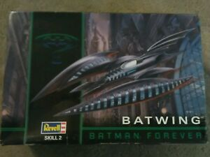 BATMAN FOREVER BATWING Model Kit Rebellion Skill 2 1995