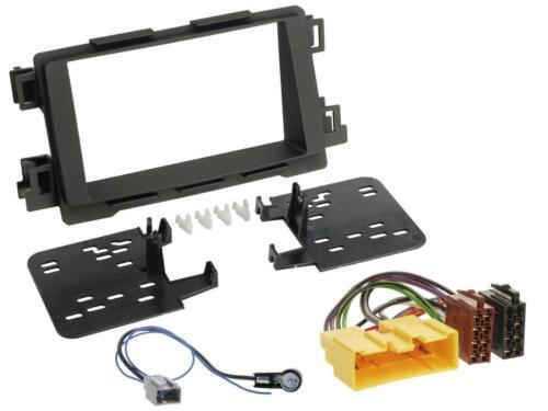 Kit de integracion doble DIN autoradio para mazda 6 a partir de 12 cx-5
