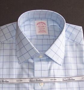 Brooks-Brothers-dress-shirt-15-33-34-Madison-pima-cotton-nwt-92