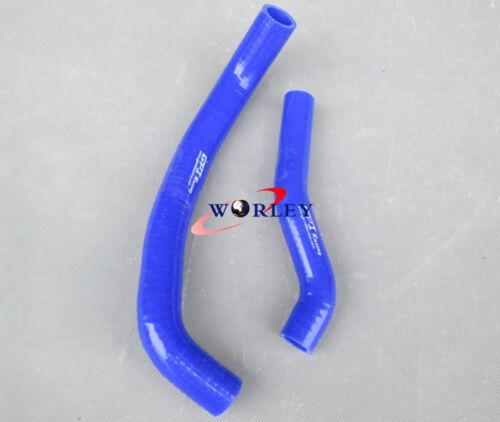 silicone radiator hose for SUZUKI KFX400 03-2007 LTZ400 DVX400 2003-2008 yellow