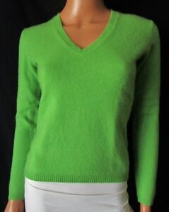 DUNCAN-CAMERON-OF-HAWICK-MAGLIONE-SWEATER-TG-S-100-CASHMERE-Cod-AS