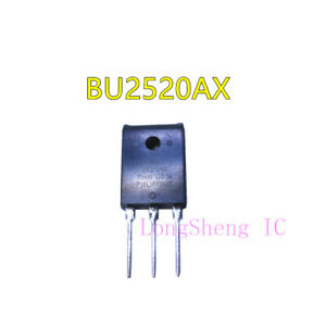 5PCS-BU2520AX-Encapsulation-TO-3P-Silicon-Diffused-Power-Transistor-new