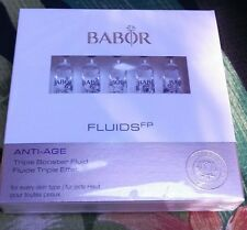 Babor Fluids FP Triple Booster Fluid 7x2 ml NEW IN BOX