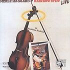 Rainbow Stew: Live at Anaheim Stadium by Merle Haggard (CD, Mar-2003, Universal Special Products)