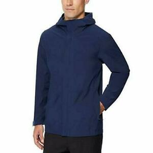 cb2b9e168 Details about 32 Degrees Cool Men's Performance Waterproof Rain Jacket Size  XXL - Navy