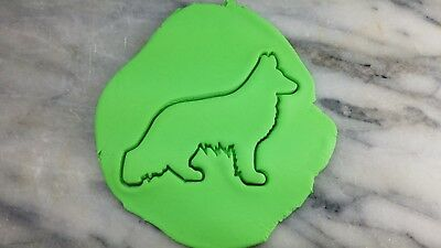 Detailed Dog Paw Cookie Cutter CHOOSE YOUR OWN SIZE