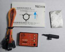 KDS EBAR V2 FLYBARLESS SYSTEM 3Axis Sensor With PPC//USB Cable For RC Helicopters
