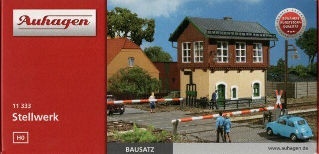 Stellwerk Auhagen H0 11333