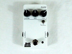 Used JHS 3 Series Fuzz Guitar Effects Pedal