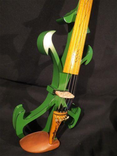 Modelo 1 un. - 2 Loco canción marca marca marca Arte optimizar 5 Cuerdas Violín eléctrico de 4 4  10317 458f19