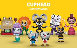 Funko-Mystery-Mini-CUPHEAD-Series-1-YOUR-CHOICE