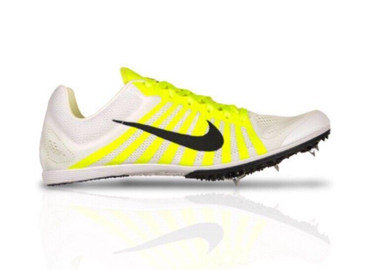 Nike Zoom Track D la distancia Hombre Track Zoom Field zapatillas blanco 819164 107 confortables liquidación estacional b949a0