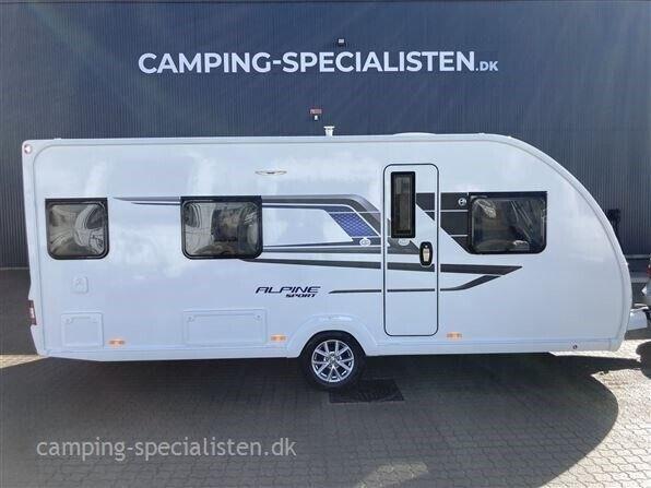 Sprite 2021 - Sprite Alpine Sport 490 CESprite Alpine...,