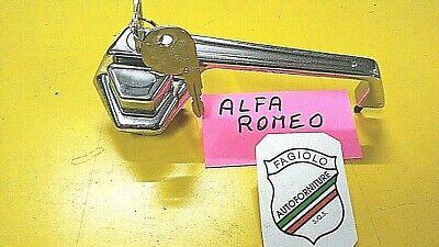 MANIGLIA PORTA DX SX CON CHIAVE IVECO DAILY GRINTA ALFA R 8 DOOR HANDLE KEY