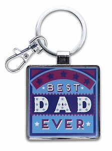 LITTLE WISHES KEYRING - DAD