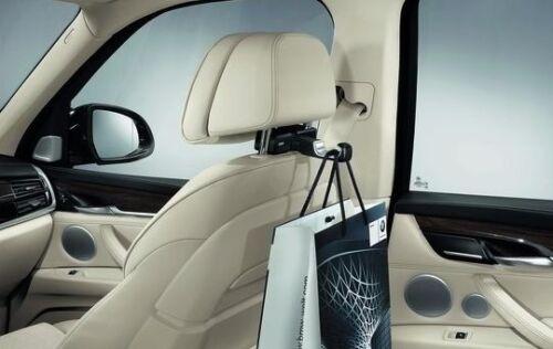 2183852 Original BMW Universalhaken inkl Basisträger Travel /& Comfort 2449253