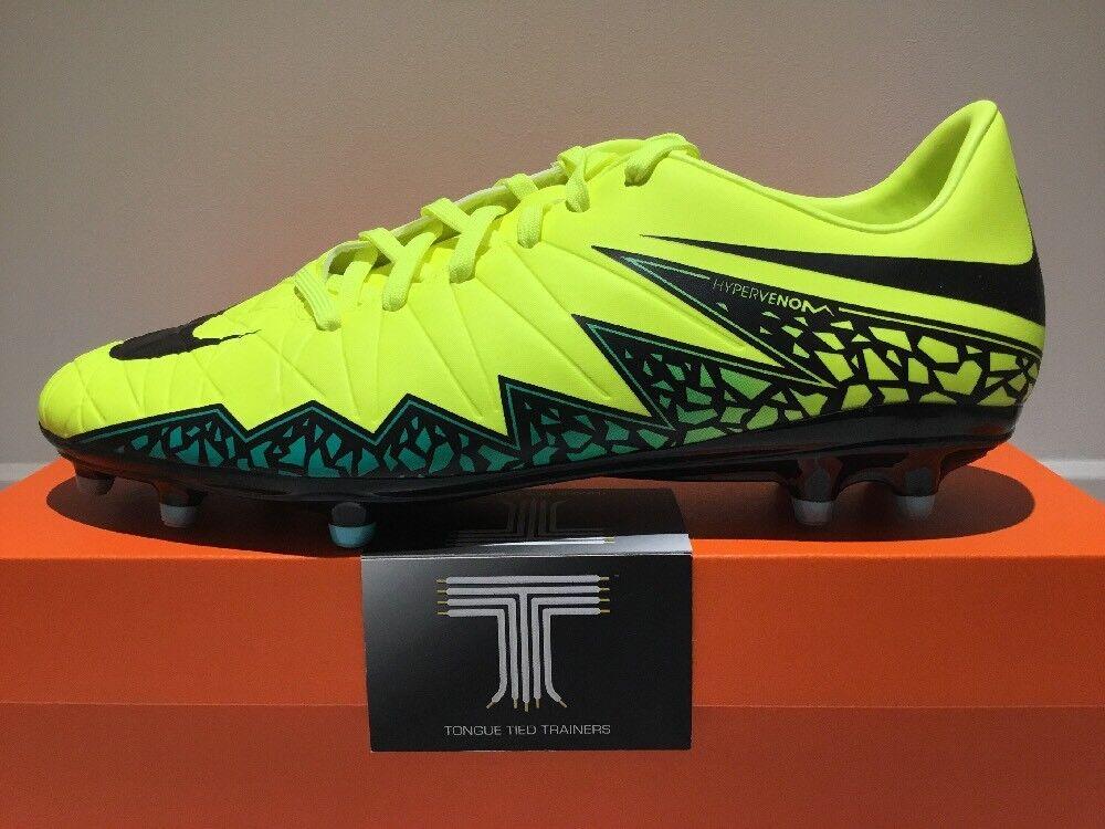 Nike Hypervenom Phelon II FG 703   749896 Talla 9  euro 44