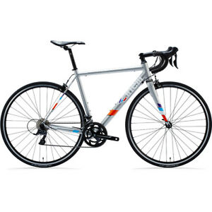 Cinelli-Experience-Sora-Complete-Road-Bike-Grey