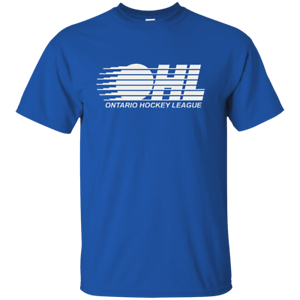 Major Junior Canada Ontario Hockey League T-Shirt Canadian OHL