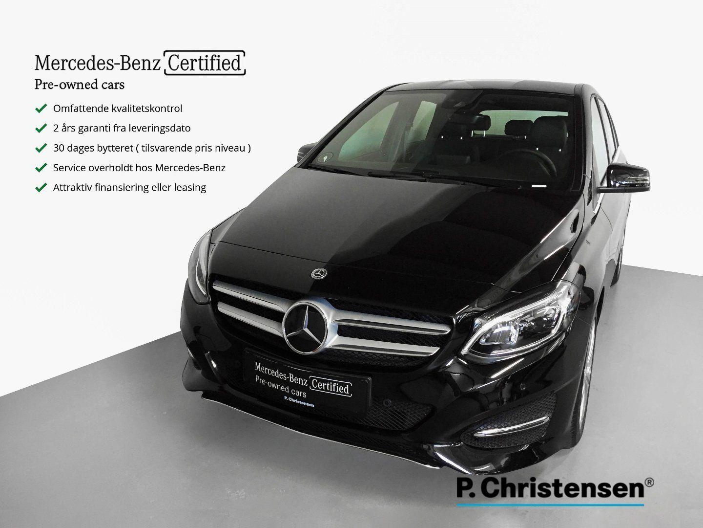 Mercedes B180 d 1,5 Urban aut. 5d - 319.900 kr.