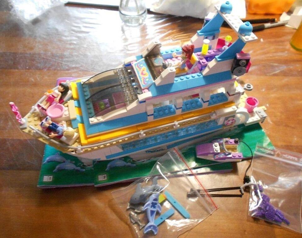 Lego Friends, 41015 Delfinbåd