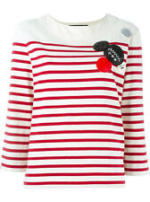 Marc Jacobs Breton Stripe top Women's size medium