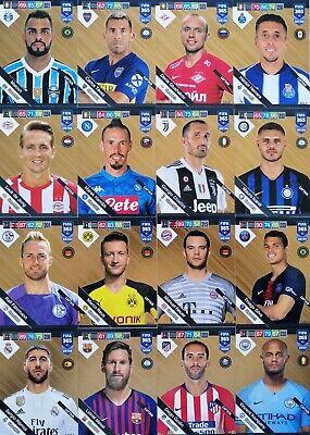 Adrenalyn XL Panini FIFA 365 2019 Godin 29 Fans Favourite Trading Card