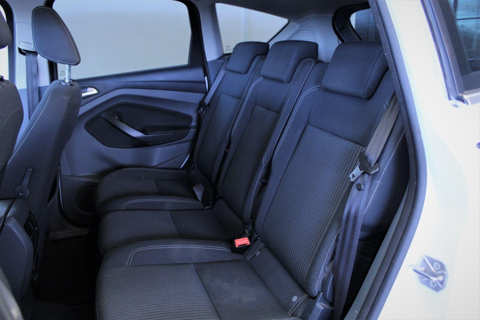 Ford C-MAX 1,6 TDCi 115 Titanium - billede 15
