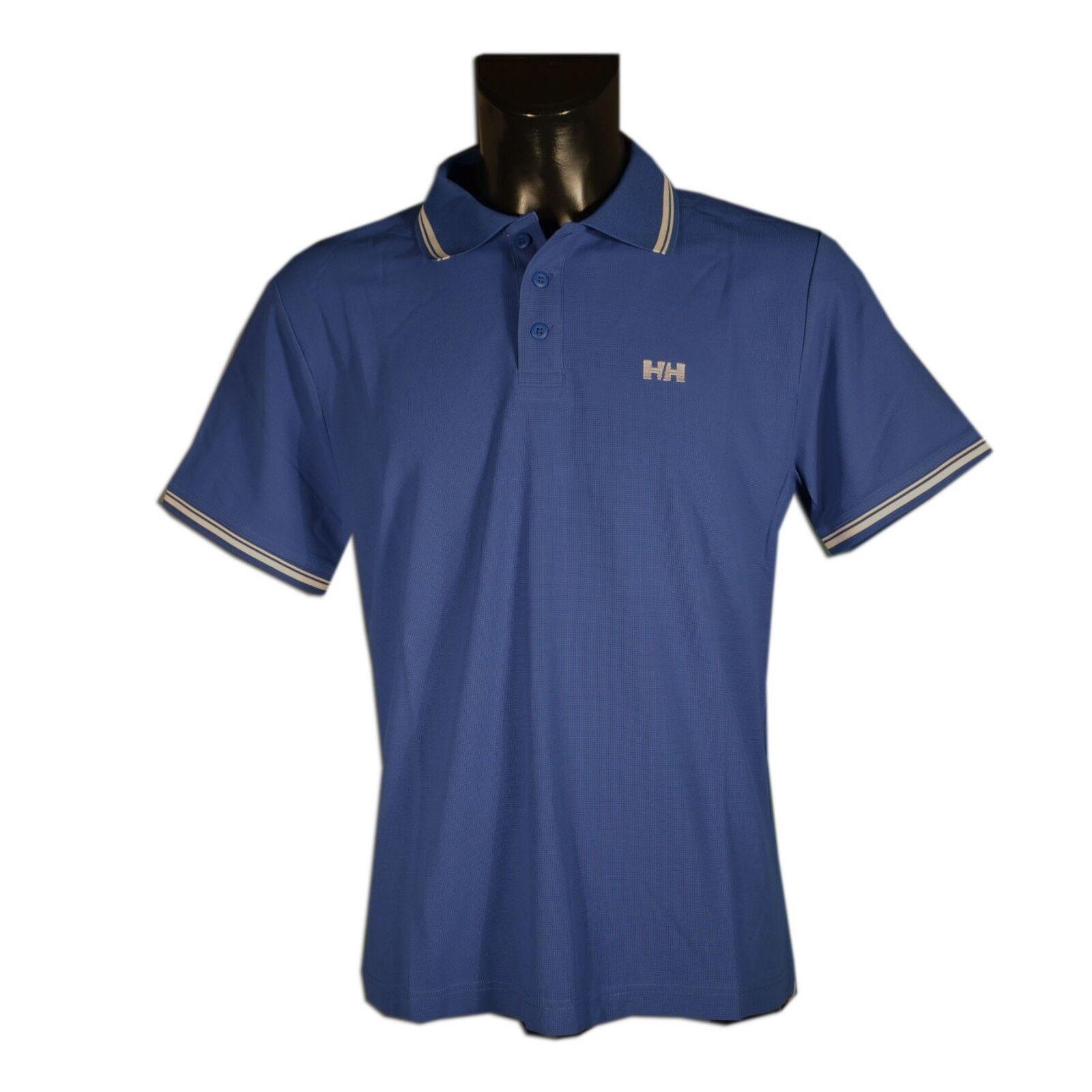 Helly Hansen - Polo -   KOS - 10038 - Polo Colore Olympian Blue -Taglia XXL 97c8d5