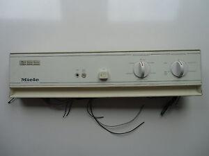 elektronik steuerung programm sp lmaschine geschirrsp ler miele automatic g 531 ebay. Black Bedroom Furniture Sets. Home Design Ideas
