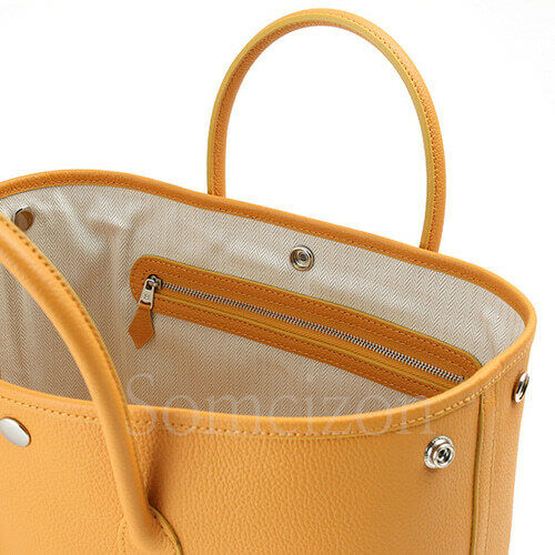 CELEBRITY STYLE GARDEN PARTY LG TOTE SHOPPER PREMIUM TOGOSKIN COWHIDE LEATHER
