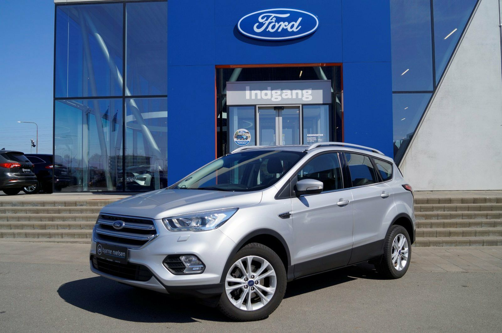 Ford Kuga Billede 2